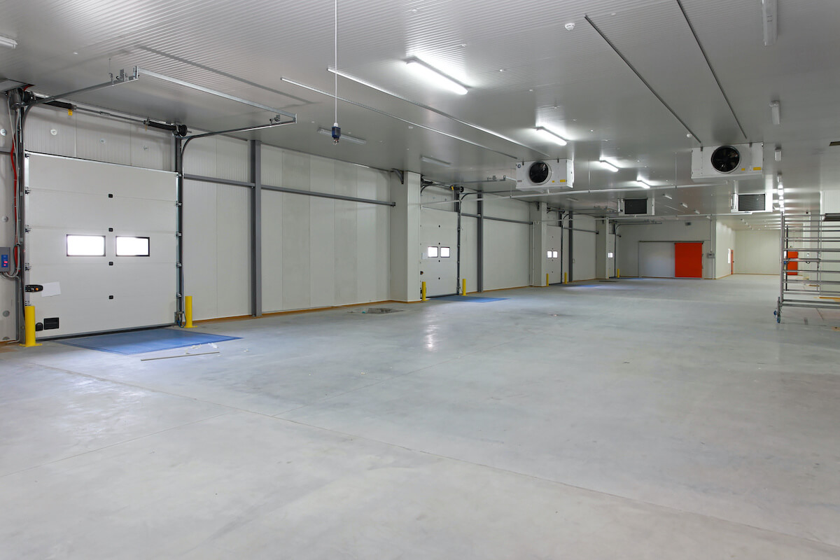 Commercial Garage Door Maitenancce