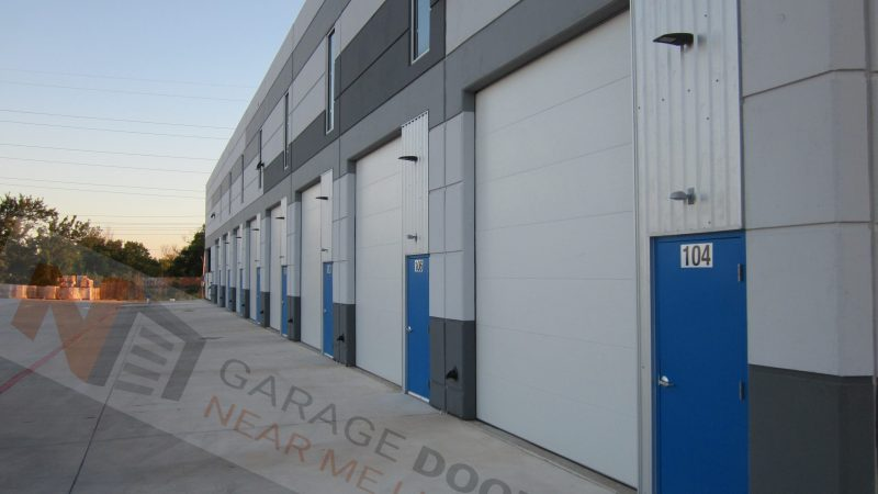 commercial garage door services Plano, Texas