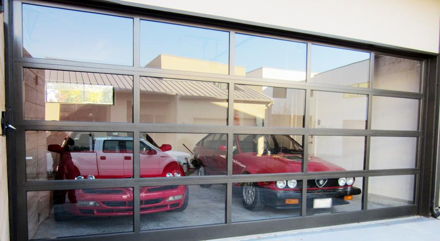 custom garage doors Plano, Texas