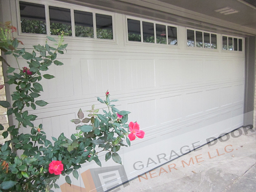 Garage Door Window Replacement Plano, Texas