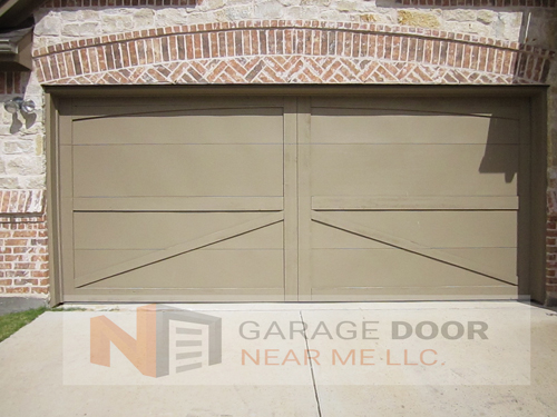 Residential Garage Doors Plano, Texas