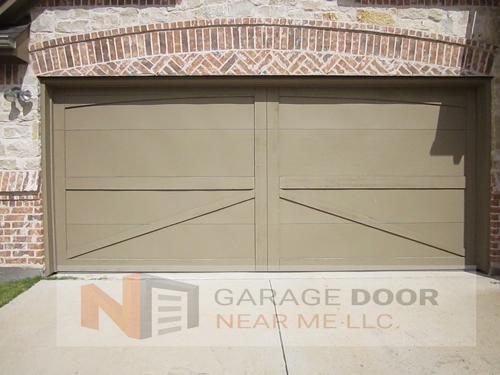 Residential Garage Doors Plano, Texas